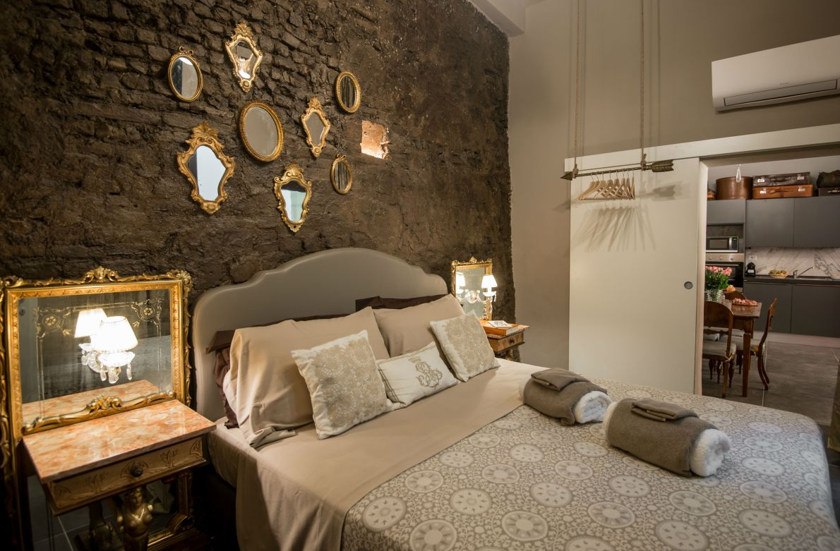 If you're trying to decide where to stay in Bologna, one of the best Bologna hotels is L'8Boutique Design Apartments, a design hotel in the historical centre of Bologna.