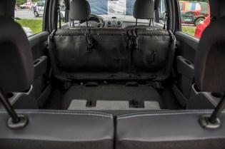 wnętrze Dacia Lodgy Stepway