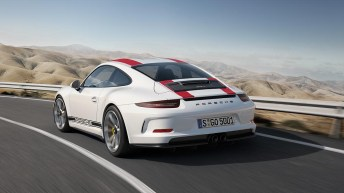 Porsche 911 R 004