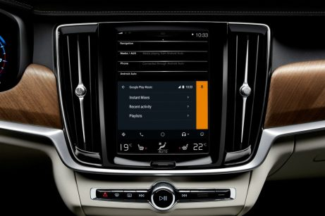 Android Auto using Google Play Music