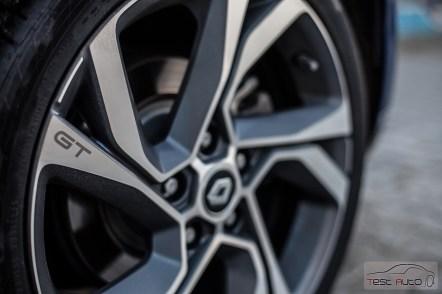 Renault Megane GT fot. Piotr Majka
