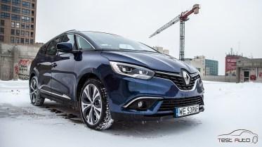 Renault Grand Scenic fot. Piotr Majka