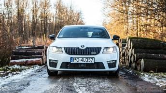 Skoda Octavia RS 2.0 TDI fot. Piotr Majka