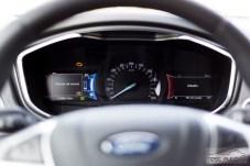 Ford Mondeo Hybrid fot. Marta Witkowska
