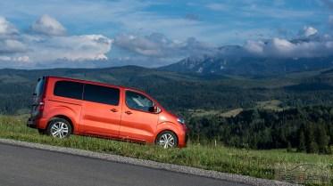 Peugeot Traveller fot. Jakub Baltyn