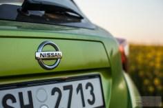 Nissan Micra fot. Piotr Majka