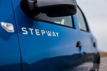 Dacia Sandero Stepway 2018 fot. Piotr Majka (4)