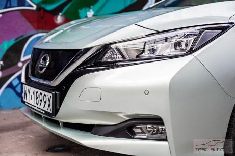 Nissan Leaf 2018 fot. Piotr Majka (20)