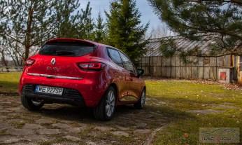 Renault Clio. fot. Piotr Majka (1)