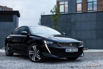 2019 Peugeot 508 fot. Piotr Majka (35)