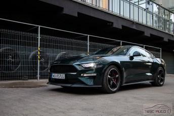 Ford Mustang Bullitt fot. Piotr Majka (33)