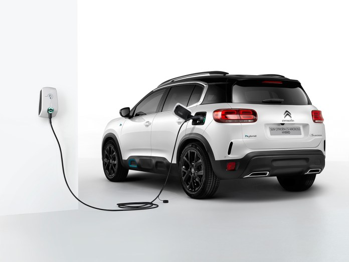 Citroen C5 Aircross Hybrid to hybryda typu plug-in
