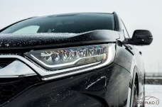 Honda CR-V Hybrid fot. Piotr Majka (3)