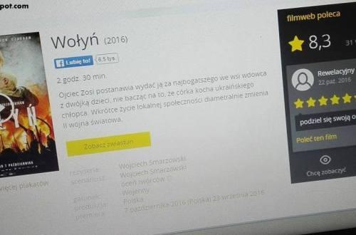 Film Wołyń