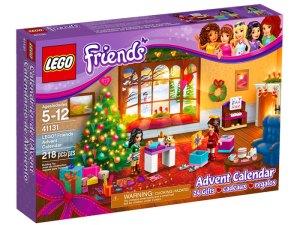 Lego Friends Kalendarz adwentowy