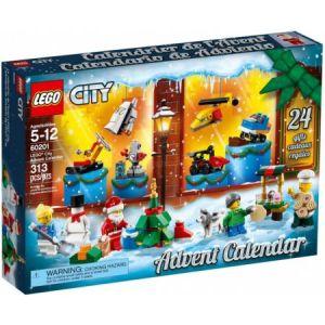 LEGO® City. Kalendarz adwentowy