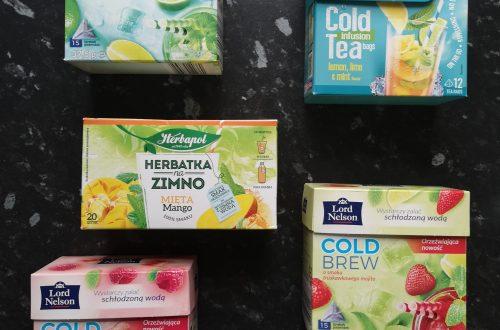 Herbaty na zimno recenzja