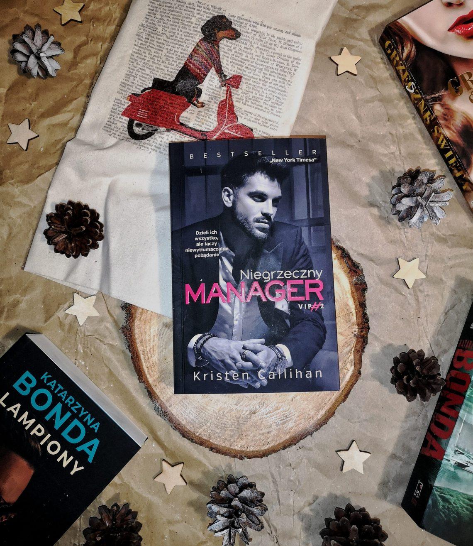Kristen Callihan - Niegrzeczny Manager - Recenzja książki