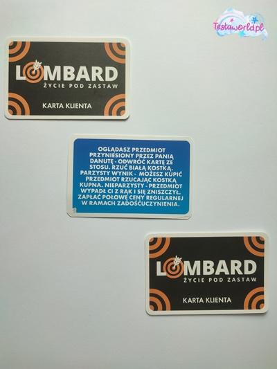 Karty Lombard Życie pod zastaw