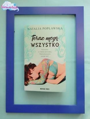Teraz mogę wszystko - Natalia Popławska Wydawnictwo Novae Res