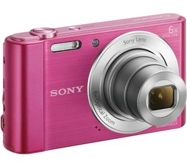 Sony Cyber-shot DSC-W810 im Test Testberichte.de-∅-Note