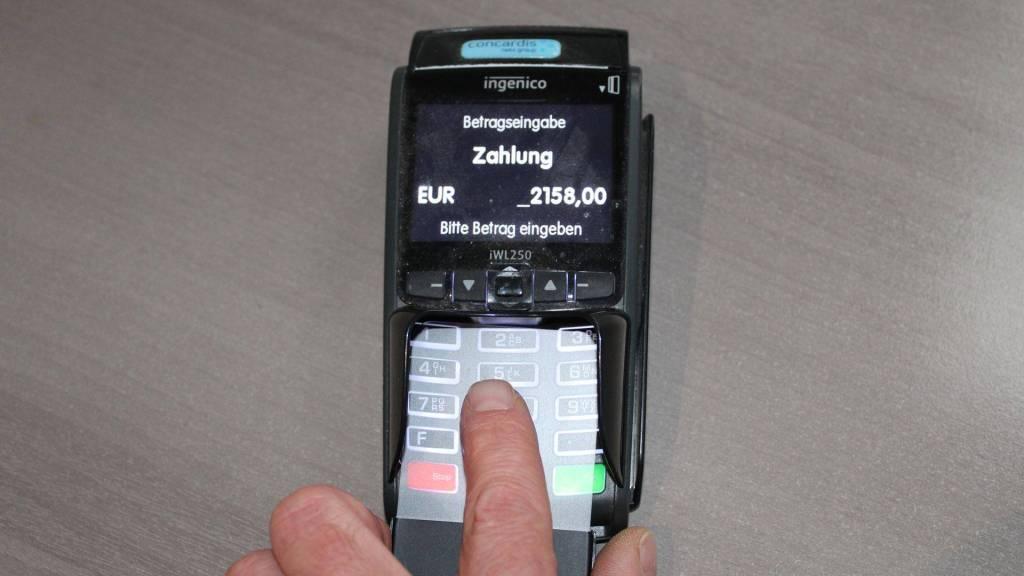 kontaktloses Bezahlen mit PINClean