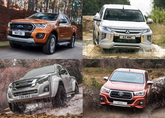Best Pickup Trucks To Buy In 2021 Testdriven
