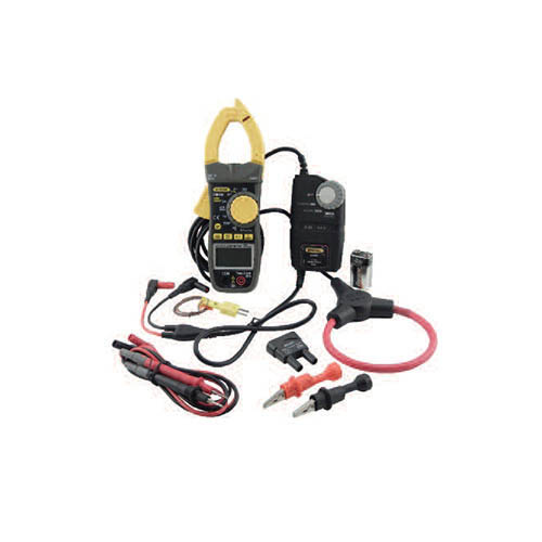 General Tools CK700FX True-RMS AC/DC Clamp Meter and Clamp