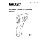 Extech IR200 Non-Contact Forehead Infrared Thermometer