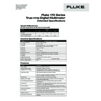 Fluke 179/EDA2/EUR Digital Multimeter Combo Kit