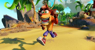 kiedy crash bandicoot