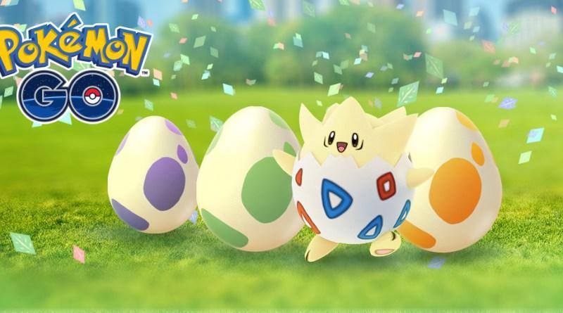 pokemon go wielkanoc