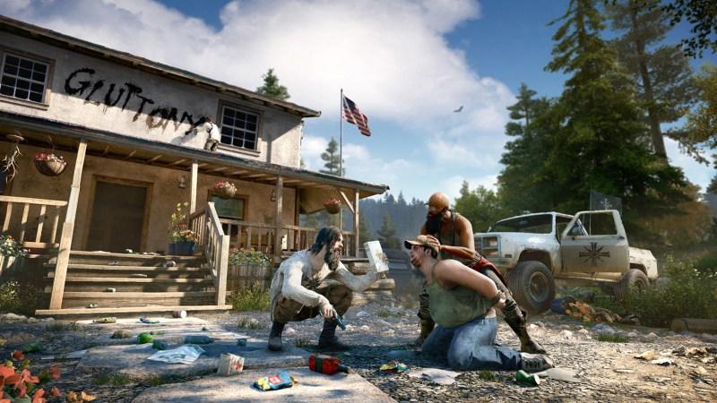 Far Cry 5 wgw 2017