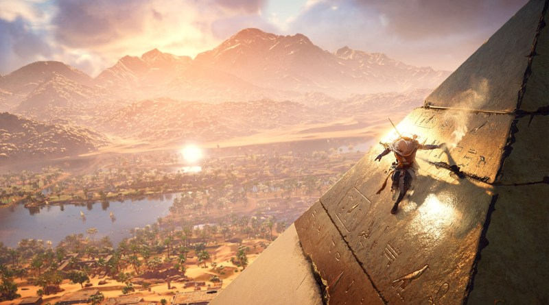 assassins creed origins ocena