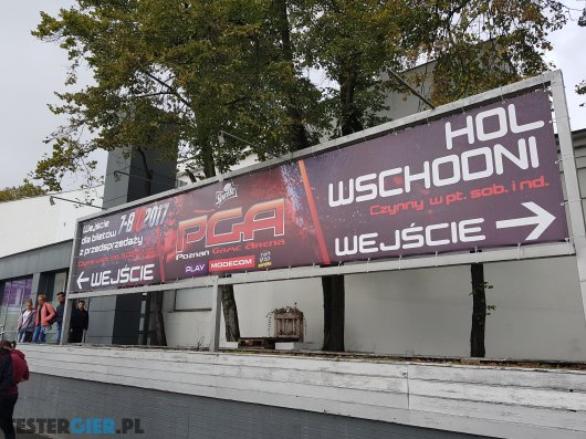 Poznan Game Arena 2017 1