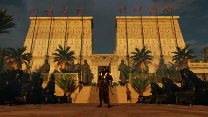 assassin's creed origins Tester Gier