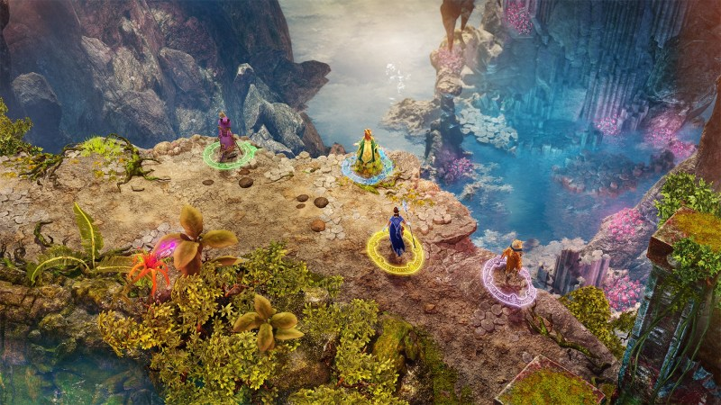 Nine Parchments Co-Op