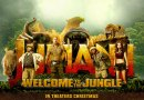 FILMOGRANIE #8: Jumanji: Welcome to the Jungle