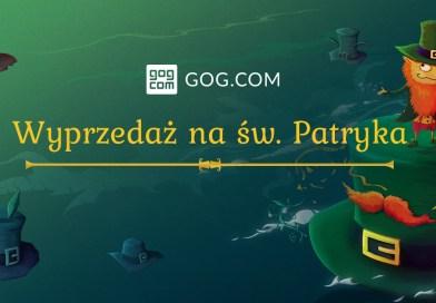 Promocje na GOG.com z okazji Dnia Świętego Patryka!