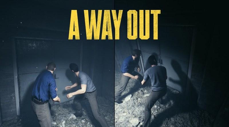 a way out za darmo dla drugiej osoby