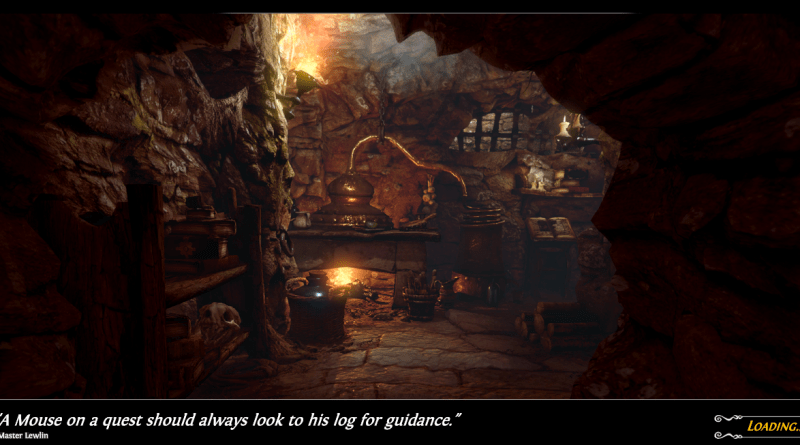 Ghost of a Tale na PC [recenzja]