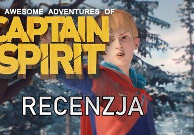 The Awesome Adventures of Captain Spirit – za darmo, ale czy warto? – recenzja [PC]