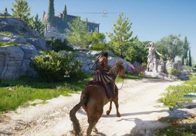 Będziemy mogli grać żeńską postacią w Assassin's Creed: Odyssey!