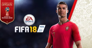 FIFA 18 WORLD CUP 2018 game