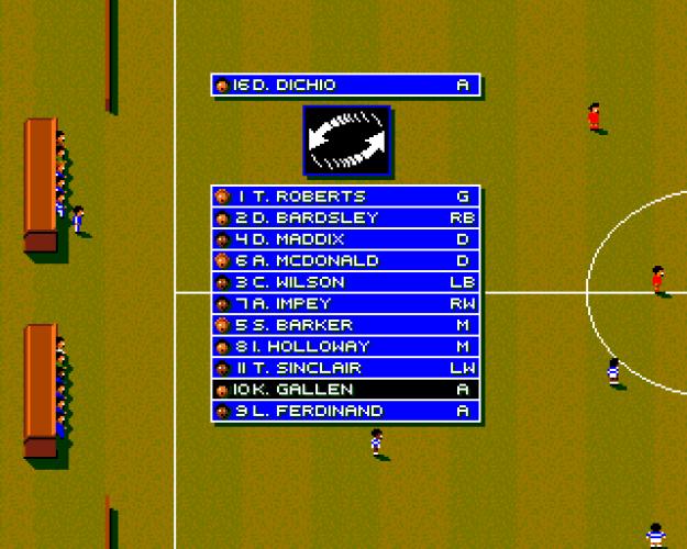 Sensible World of Soccer 96/97