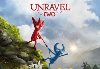Dwie włóczki, czyli Unravel Two – recenzja [PC]