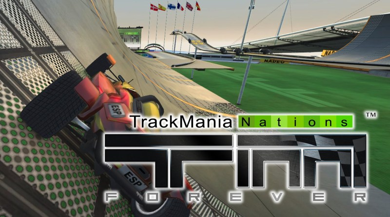 RETROMANIAK 67#: TrackMania Nations Forever- recenzja [PC]