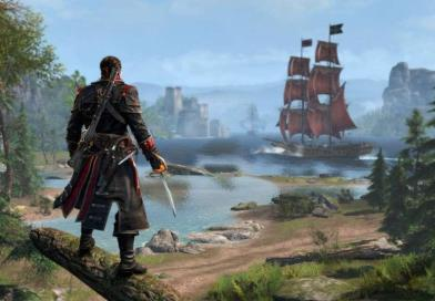 "Ten ""gorszy"" Black Flag, czyli Assassin's Creed: Rogue – recenzja po latach [PC]"