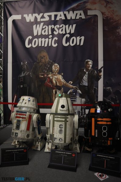 Comic Con & Warsaw Games Show 2018 58
