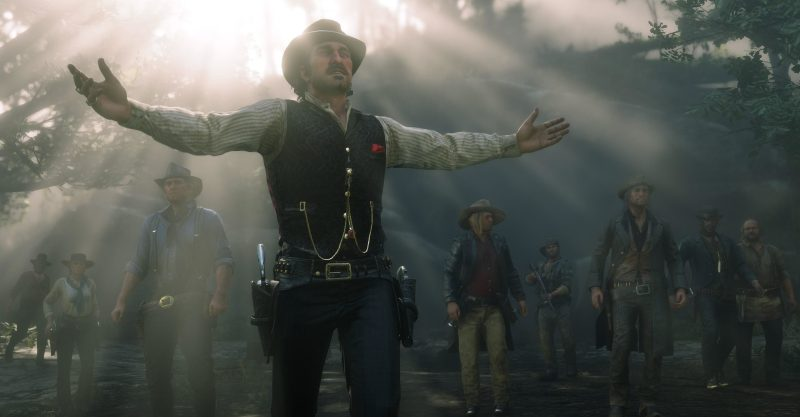 Red Dead Redemption 2 Recenzja